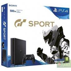 Sony PlayStation 4 Slim 500 GB + Gran Turismo Sport
