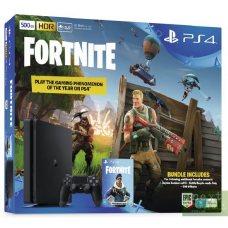 Sony PlayStation 4 Slim 500 GB + Fortnite
