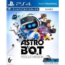 Astro Bot Rescue Mission (PS4 VR) RUS