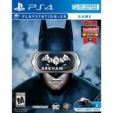 Batman: Arkham (PS4 VR) ENG