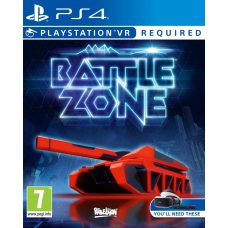 Battlezone (PS4 VR) RUS