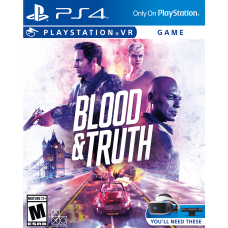 Blood & Truth (PS4 VR) RUS