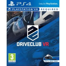 DriveClub (PS4 VR) RUS