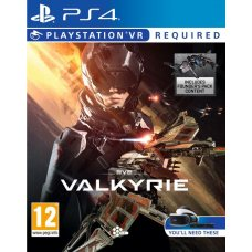Eve Valkyrie (PS4 VR) ENG