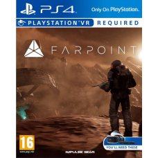 Farpoint (PS4 VR) RUS