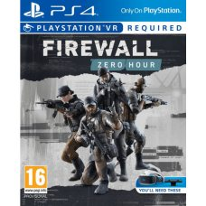 Firewall Zero Hour (PS4 VR) RUS