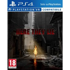 Here They Lie (PS4 VR) RUS