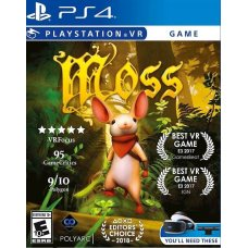 Moss (PS4 VR) ENG