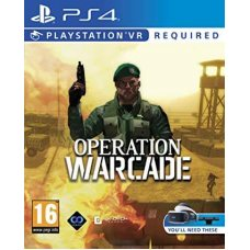 Operation Warcade (PS4 VR) RUS SUB