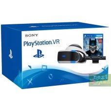 PlayStation VR + Камера + Batman Arkham