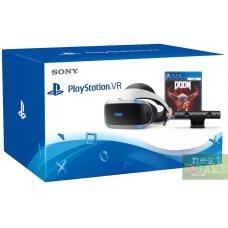 PlayStation VR + Камера + DOOM VFR