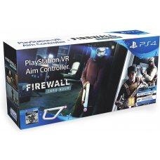PS4 VR Aim Controller Firewall Zero Hour Bundle
