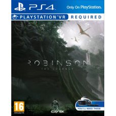 Robinson: The Journey (PS4 VR) ENG