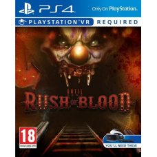 Until Dawn: Rush Of Blood (PS4 VR) RUS