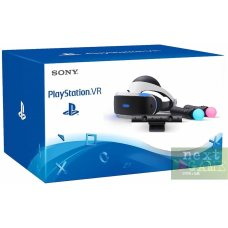 PlayStation VR + Камера + PlayStation Move