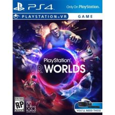Worlds VR (PS4 VR) RUS