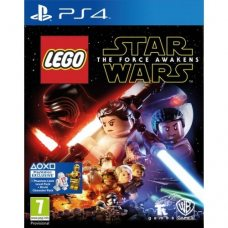 LEGO Star Wars: The Force Awakens (PS4) RUS SUB