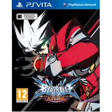 BlazBlue: Continuum Shift EXTEND (PS Vita) ENG