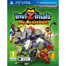 Invizimals: The Resistance (PS Vita) RUS