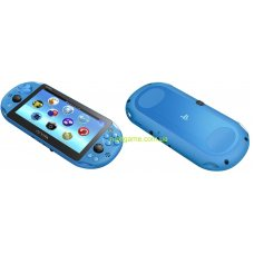 Sony PS Vita 2000 (Slim) Aqua Blue