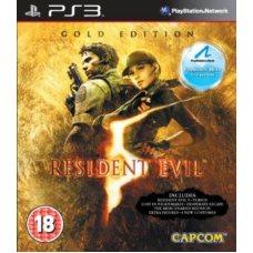Resident Evil 5 (PS3) ENG