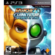 Ratchet & Clank: A Crack In Time (PS3) ENG