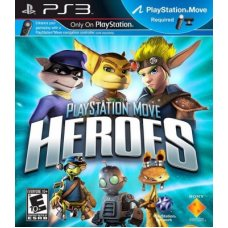 Move Heroes (PS3 Move) ENG