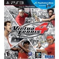 Virtua Tennis 4 (PS3) ENG