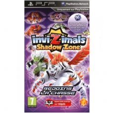 Камера + игра Invizimals (PSP)