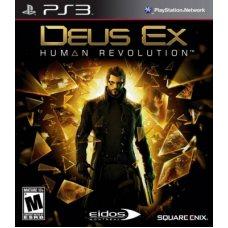Deus Ex: Human Revolution (PS3) RUS