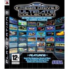 SEGA Mega Drive Ultimate Collection (PS3) ENG