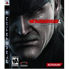 Metal Gear Solid 4: Guns of the Patriots (PS3) ENG