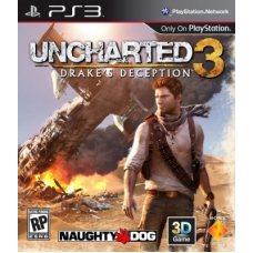 Uncharted 3: Иллюзии Дрейка (PS3) RUS