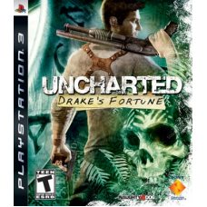 Uncharted: Drake's Fortune (PS3) ENG
