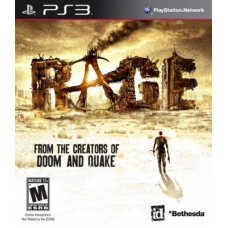 RAGE Anarchy Edition (PS3) ENG