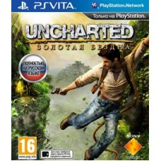 Uncharted Золотая бездна (PS Vita) RUS