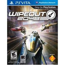 Wipeout 2048 (PS Vita) RUS