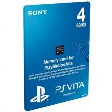 Карта памяти 4 Gb (PS Vita)