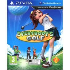 Everybody's Golf (PS Vita) ENG