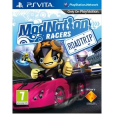 ModNation Racers: Road Trip (PS Vita) RUS