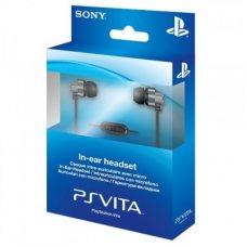 Гарнитура проводная (PS Vita)