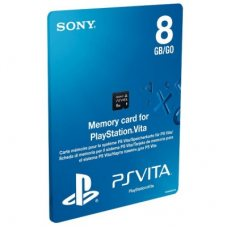 Карта памяти 8 Gb (PS Vita)