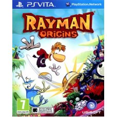Rayman Origins (PS Vita) ENG