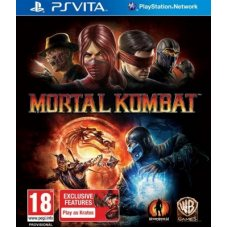 Mortal Kombat (PS Vita) ENG