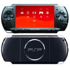 Sony PSP 3000 Piano Black + 16Gb + USB + чехол + пленка + игры