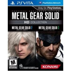 Metal Gear Solid HD Collection (PS Vita) ENG