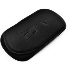 Мягкий чехол + ремешок на руку (PS Vita)