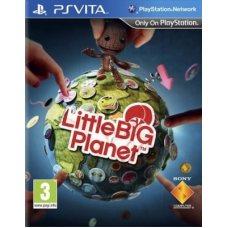 Little Big Planet (ваучер на скачивание)(PS Vita) RUS