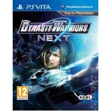 Dynasty Warriors Next (PS Vita) ENG