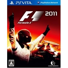 F1 2011 (PS Vita) ENG
